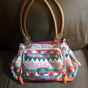 Colorful lightweight bag